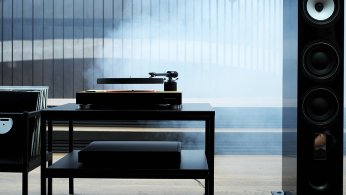 Mag Lev Record Player