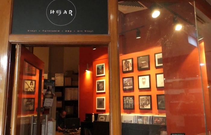 Singapore Vinyl Shop