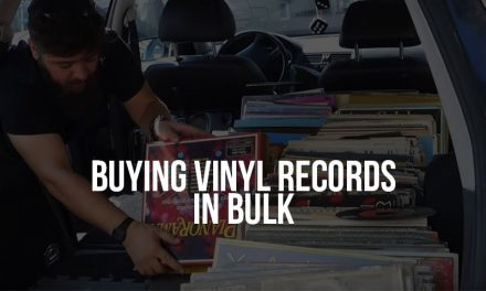Huge Vinyl Haul (1,000 Records) – What To Avoid