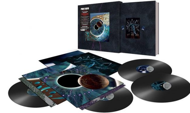 Pink Floyd's 1995 album Pulse set for vinyl reissue in 2018
