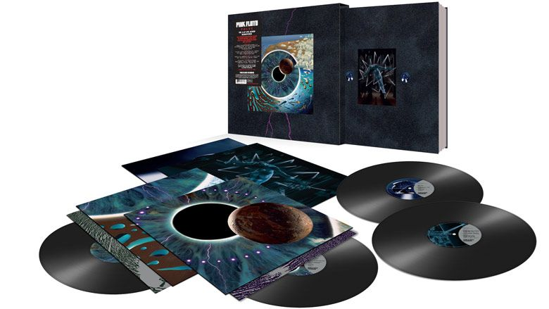 Pink Floyd Pulse Vinyl Box Set 2018