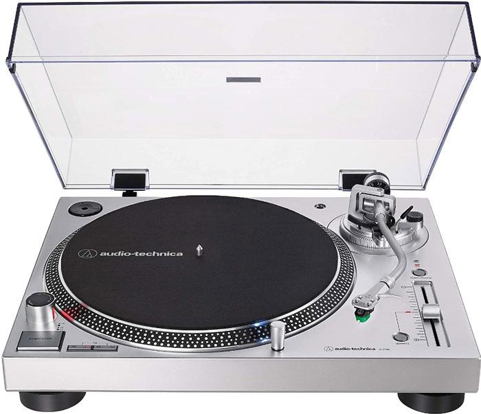 Audio-Technica AT-LP120XUSB turntable